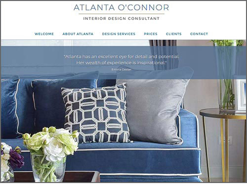 Atlanta O'Connor Interior Design, Monmouth