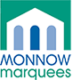 Website design for Monnow Marquees by Elizabeth Walsh